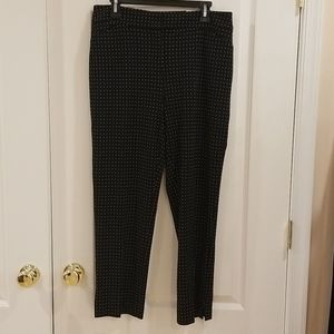 Chicos knit pants